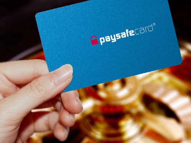 Secure payments playing roulette – Paysafecard
