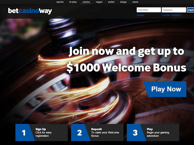 Betway screenshot 1