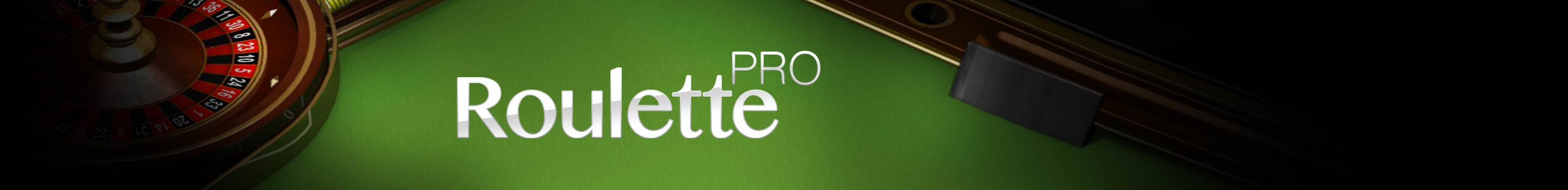 Roulette (professional series)